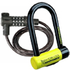 bike locks, u-lock, cable