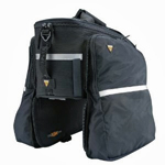 bike bag, trunk saddlebag (pannier)