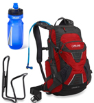 bike water, bottle, cage, pack