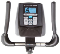 Proform 215 CSX Upright Bike Console