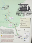 Mammoth Cave Trail Map Small