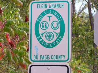 IPP Elgin Branch sign