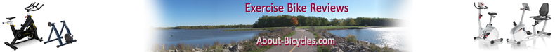 Exercise Bicycle Reviews Logo