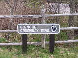 The Glencoe GreenBay Trail