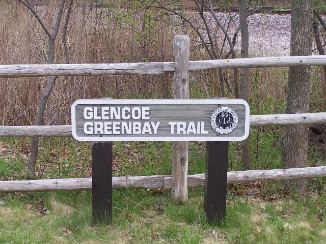 The Green Bay Bike Trail Robert McClory Bike Trail and North Shore