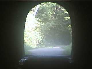 The mist of tunnel #2